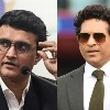 Ganguly and Sachin response on Team India victory