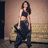 Samantha dazzled in Louis Vuitton fashion wears