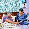 sharmila meets manda krishna madiga