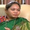 Sucharitha handovers land patta to Ramya family