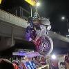 Hyderabad police statement on Saitej bike accident