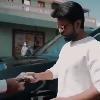 ram charan receives his new car