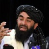 Lived in Kabul for years right under everyones noses Taliban spokesperson Zabihullah Mujahid