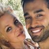 Britney Spears Is Engaged Sam Asghari