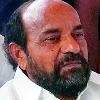 R Krishnaiah unconscious during dharna