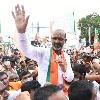 Bandi Sanjay responds to KTR challenge