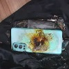 Lawyer one plus smart phone blasted in lawyer pocket in delhi