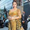 Megha Krishna Reddy wife Sudha Reddy at Met Gala Event