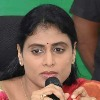 Its our bad fate to have minister like KTR says YS Sharmila