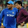 Sehwag picks best captain between Ganguly and Dhoni