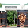 Afghan students protests at Andhra University against Talibans