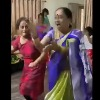 AP Dy CM Narayana Swamy wife dances for Bullet Bandi song