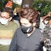 Allu Arjun visits Apollo Hospital