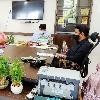 క్రీడా సంఘాల ప్రతినిధులతో వీఎంసీ కమిషనర్ సమావేశం