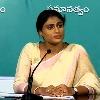 Sharmila slams TRS Govt and state police