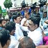 Jogi Ramesh and Alla Ramakrishna Reddy met AP DGP