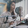 Pooja Hegde starts dubbing for Most Eligible Bachelor movie