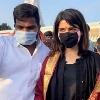 tollywood actress samantha visits tirumala and srikalahasthi