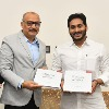CM Jagan launches poems penned by AP CS Adithyanath Das