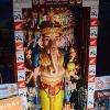 Khairatabad Ganesha procession started