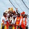 MLC Ramesh Yadav says he will gift Balapur Laddoo to CM Jagan
