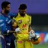 Chennai super kings innings over and Mumbai Indians target