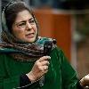 BJP uses Taliban Pakistan Afghanistan to garner votes criticizes Mehabooba Mufti