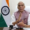 Telecall between Defence Minister Rajnath and US Secretary of Defence