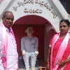 KCR temple for sale in Telangana