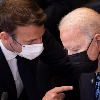 Joe Biden Asks For Call With France president Macron