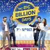 Flipkart's Big Billion Days will bring lakhs of sellers, MSMEs, Kiranas and the best brands together to deliver festive cheer