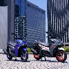 Yamaha launches the iconic AEROX 155 maxi sports scooter