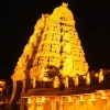 45 feet air dome over Yadadri sanctuary plating with 60 kg gold