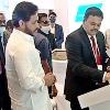 Jagan launches Vanijya Utsav 2021