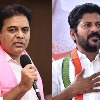 Congress workers tried to attack Revanth Reddys house