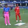 Punjab Kings won the toss