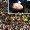 Anti Vaccine Protesters Clash With Police In Melbourne Australia