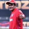 Anil kumble responds on Punjab loses