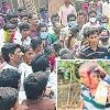 Attacks between ysrcp and tdp in School Committee elections in Andhrapradesh