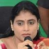KCR made Telangana as drinkers Telangana says YS Sharmila