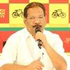 No one can save that Tahsildar says Nakka Anand Babu