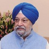 Petrol rate may not come down says Hardeep Singh Puri