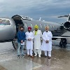 Punjab CM Charanjit Singh facing heat after travelling in private jet