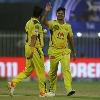 Chennai bowlers restricts Bengaluru team