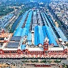 PM expresses happiness over Chennai central railway station for being fully powered by solar energy