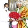 కేంద్ర జల్ శక్తి శాఖ మంత్రి గజేంద్ర సింగ్ షెకావత్ తో సీఎం కేసీఆర్ సమావేశం