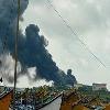 Huge Fire Broke Out In GMR Power Plant In Kakinada