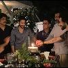 Nag Hosts Love Story Team A Success Party Samantha Misses