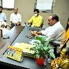 TDP MP Ram Mohan Naidu shares a pic