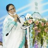 Mamata Banarjee once again fires on Modi and Union Govt